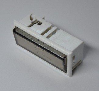 STR-Wipptaster weiß klein