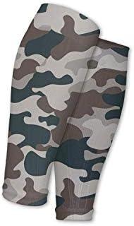 HBVNGKHKIH Air Force Desert Camo Calf Sleeves Compression Calves Running Women Men Kids product image