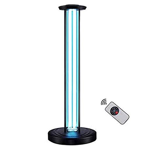 S SMAUTOP UV Desinfektions Lampe, 38W 220V Tragbare UV Desinfektions Desinfektionsmittel Lampe mit Ozon und Fernbedienung für Haushalt/Hotel/Restaurant/Haustierbereich