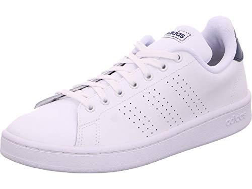 adidas Advantage, Zapatillas de Tenis para Hombre, Ftwbla/Azuosc 000, 44 EU
