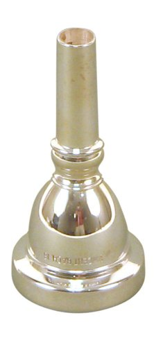 Bach Tuba Mouthpiece 18, Silver Plated