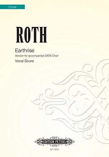 Alec Roth-Earthrise-VOCAL SCORE