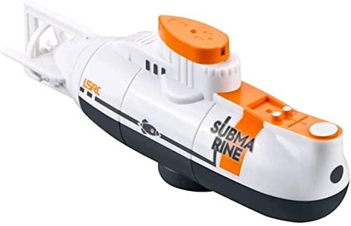 Simulazione Militare Telecomando Telecomando Sottomarino Telecomando Remoto RC Boat Fish Tank Toys Adatto per stagni e laghi RC