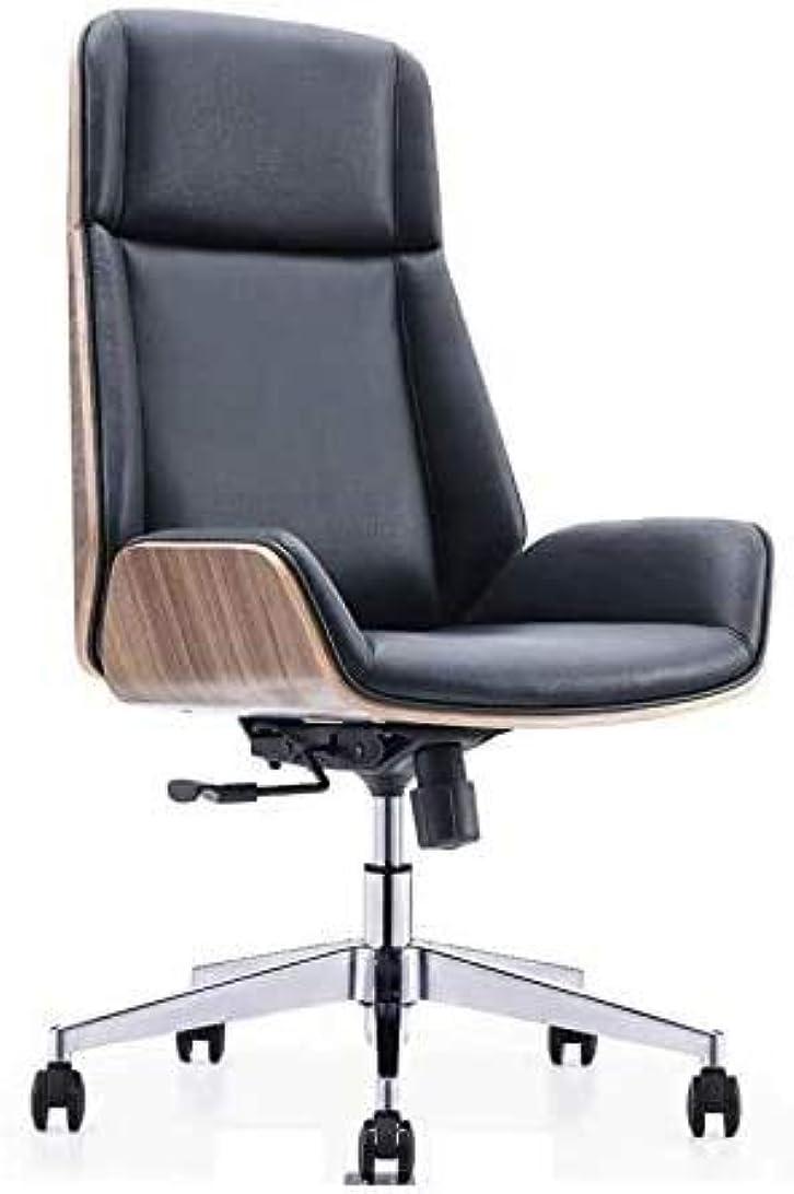 忠誠ロボットただやるOESFL オフィスチェアデスクチェアコンピュータチェア人間工学に基づいたデザインリフトチェア、レザーボス椅子、会議椅子、学習椅子、通気性メッシュ