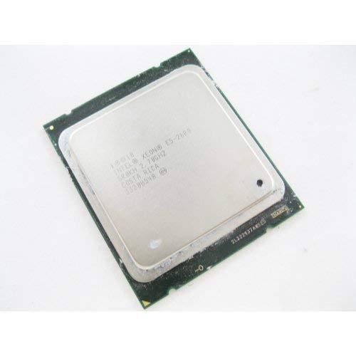 Intel Xeon E5-2680 - Procesador de 8 núcleos (2,7 GHz, 8,0 GT/s, caché inteligente de 20 MB, FCLGA2011, 130 W, SR0KH, BX80621E52680, renovado)
