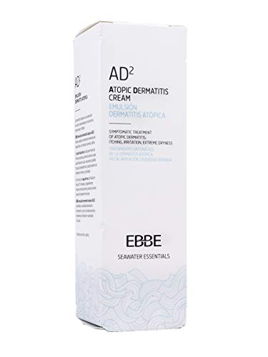 EBBE Emulsion Dematitis Atópica AD2 Con Agua De Mar Purificada 100 Ml
