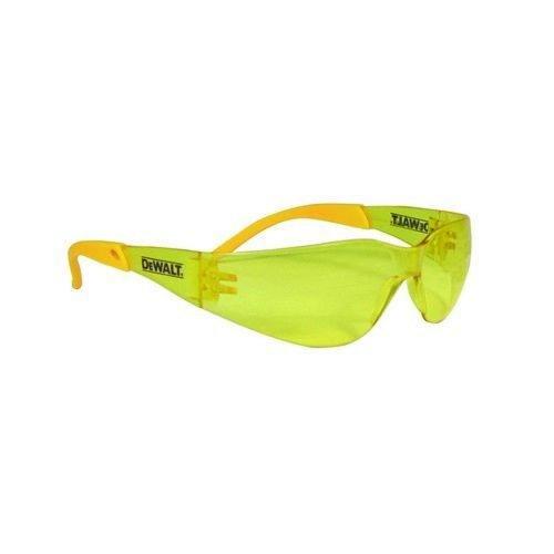 DeWalt DPG54-4D  Schutzbrille Protector, gelb
