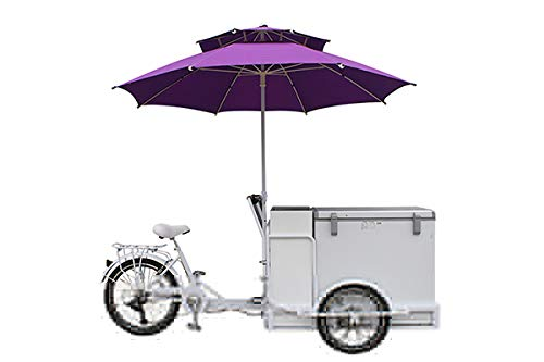 For Sale! Electric Powered Ice Cream Tricycle, ice Cream Bike