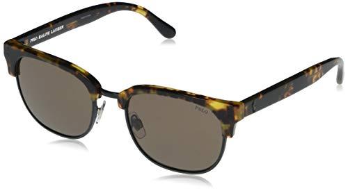 Ralph Lauren POLO 0PH4152 Gafas de sol, New Jl Tortoise/Black, 54 para Hombre