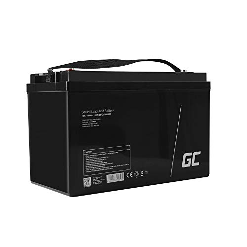 Green Cell PRO : Batterie plomb AGM 100Ah