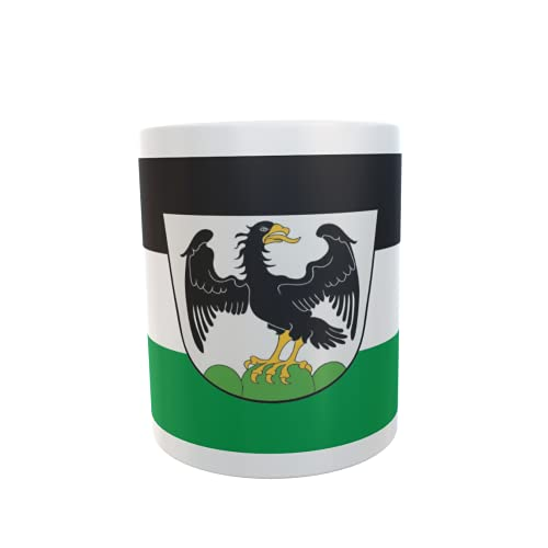 U24 Tasse Kaffeebecher Mug Cup Flagge Arnstein