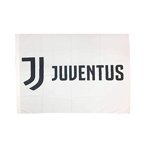 Fahne Juventus Turin offizielle 100% leichtem polyester