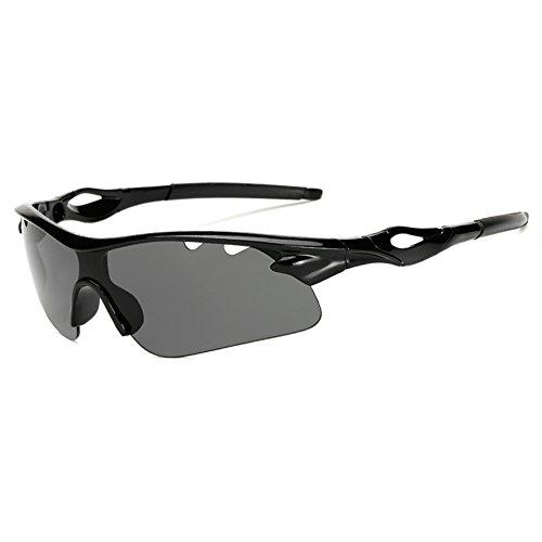 OPSLEA Gafas de Sol de Deportes polarizados para Hombres