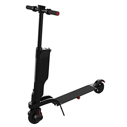 BANGNA Wheel Scooter, Patinete eléctrico, Batería Intercambiable, autonomía ilimitada hasta 25 km,...