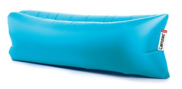 Fatboy Lamzac Original Kids Inflatable Lounger Aqua Blue