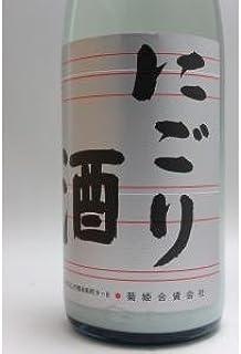 菊姫にごり酒1800ml