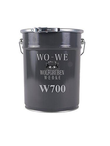 Pintura suelo para de hormigón y cemento W700 Gris antracita como RAL 7016-20L