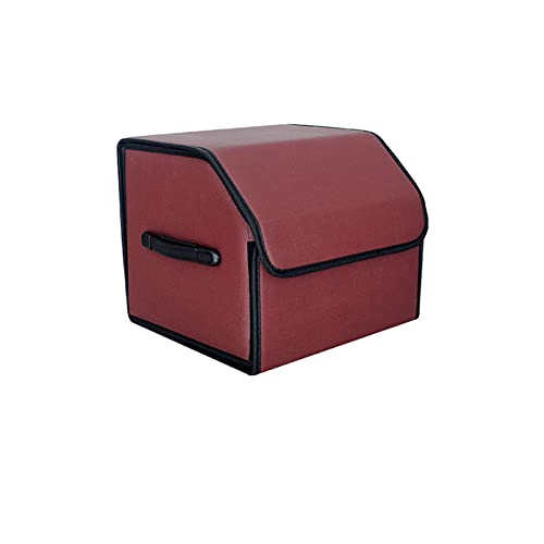WYYUE Organizador Maletero Coche Caja Impermeable para Guardar Bolsa Maletero Coche, Múltiples Compartimentos, Plegable, Multi-Bolsillos, Gran Capacidad, Trunk Organizer para Vehículos