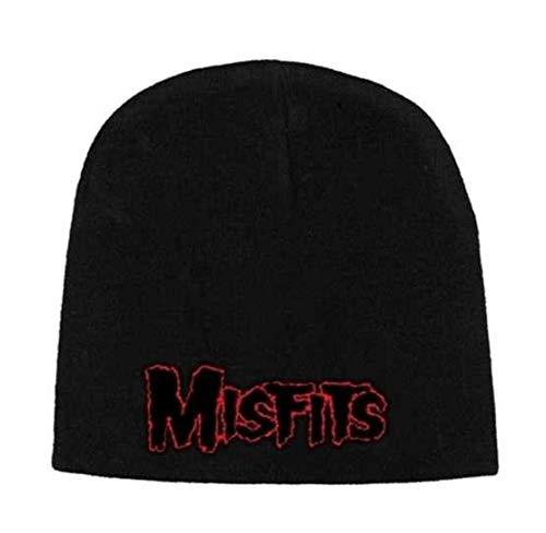 MISFITS - Logo - Beanie (bestickt)