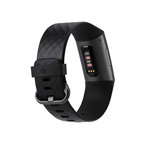 Bracelet Fitbit Charge 3 Exercices Nage Sommeil Fréquence Cardiaque - 6