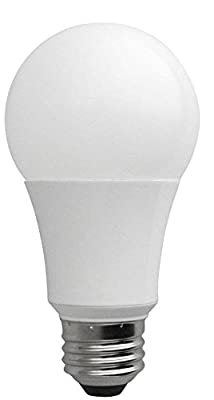 60W Equivalent Soft White A19 Dimmable LED Household Light Bulb