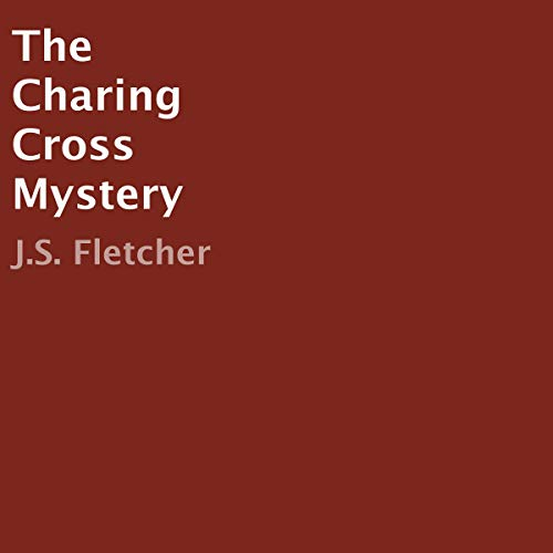 The Charing Cross Mystery cover art