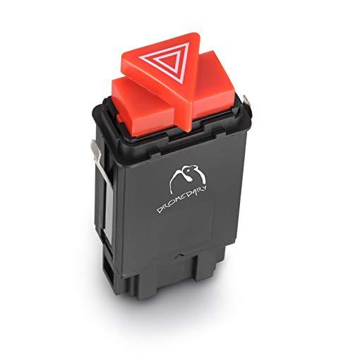 Dromedary 8L0941509L - Interruptor de advertencia para luz de aviso A3 8L1 1.6 1.8 1.9 TDI