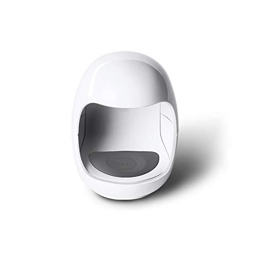 Lámpara Secador Uñas Forma De Huevo 3w Uv Led Lámpara