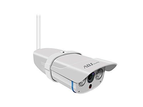 ADJ 700-00061 Telecamera Pigeon HD Wi-Fi per Videosorveglianza, Grigio