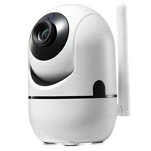 Lowest Prices! NZHKNZHK Wireless Security Camera with Night Vision Baby Domestic Indoor Remote Monit...