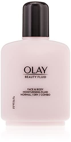Olay Classics Beauty Fluid Moisturizer, 100ml