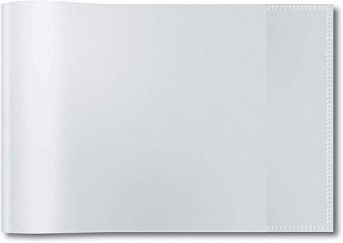 Oxford Hefthüllen A5 quer, transparent, farblos, 10 Stück, 100800007