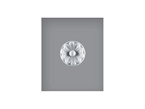 Exclusive Decken Rosette Styropor Durchmesser 6,5cm