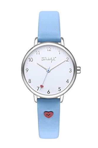 Reloj MR WONDERFUL Fun Oclock - Blue