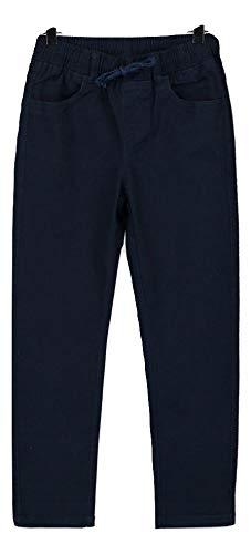 LC WAIKIKI Gabardine Slim - Pantalones para chico azul marino 3-4 años