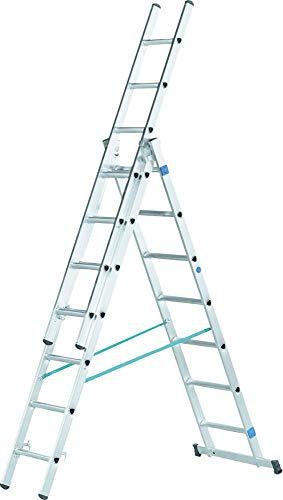 Zarges multifunctionele ladder 3 X 7Spr. Z200 44837