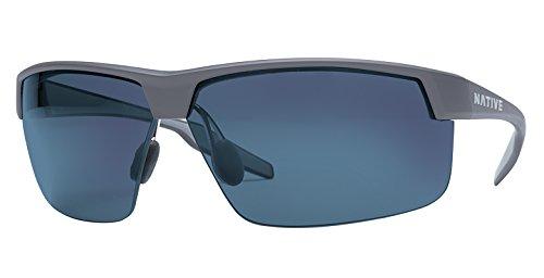 Native Eyewear Hardtop Ultra XP Granite/Blue Reflex One Size