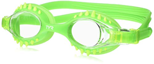 TYR Swimple Spikes Kids, Clear Green Yello, NA