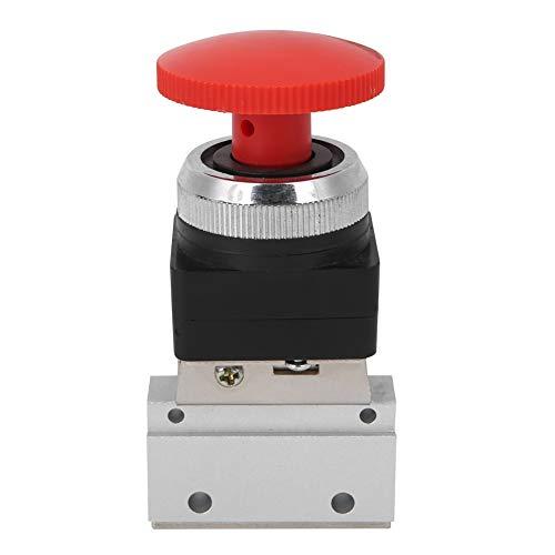 Válvula mecánica neumática MOV-03EB G1/8 Rosca Válvula