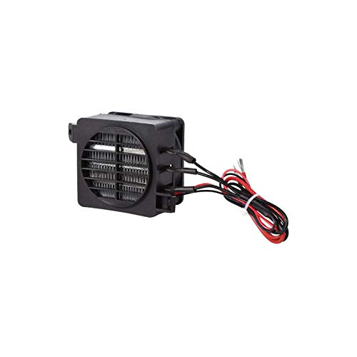 Bestol 1 PCS Room Heater 12V/24V 70W/120W/150W/300W Energy Saving PTC Car Fan Air Heater Constant Temperature Heating Heaters (24V 150W)