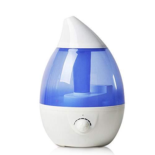 BelonLink Humidificador ultrasónico de Niebla fría, humidificador silencioso de Alta Capacidad de 3000 ml con Luces de Colores, Apagado automático sin Agua, para el hogar, Yoga, Oficina, Dormitorio