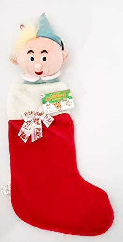 CGI 1999 Christmas Stocking Rudolph & The Island of Misfits Toys: Hermy The Misfit ELF