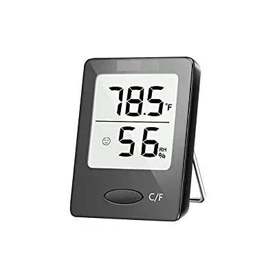 Amazon - Save 80%: Hygrometer Indoor Thermometer, Humidity Gauge Room Thermomet…