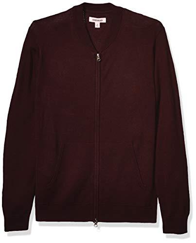 Goodthreads Merino Wool Bomber Sweater Hombre