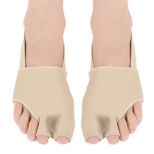 supvox Correcteur Oignon jour et nuit Séparateur orteils pieds Gel Silicone S