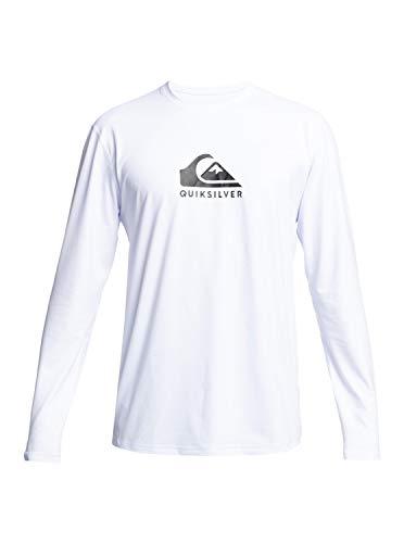 Quiksilver Solid Streak Camisa de protección de Sarpullido Hombre