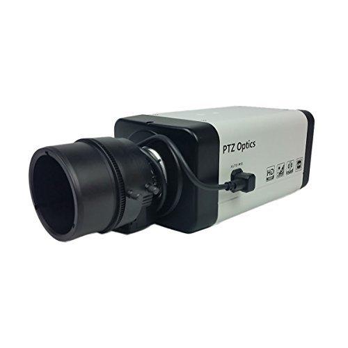 PTZOptics ZCam-4X - Cámara de fotos (2,7 MP, 1080 p, Full HD)