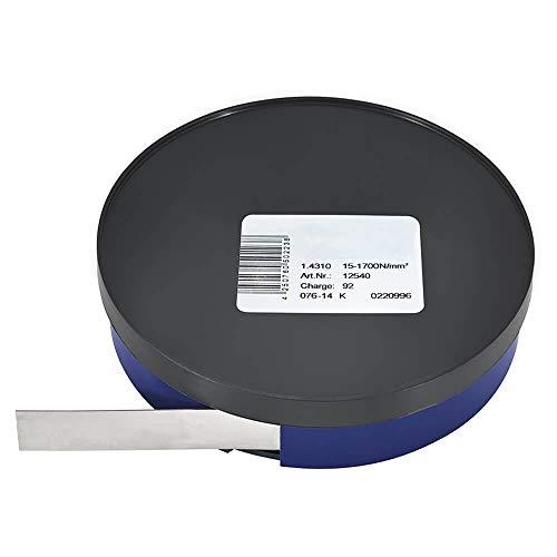 Fühlerlehrenband (1.4310) 0,3 x 25 x 5000 mm