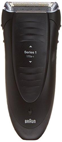 Braun Elektrischer Rasierer 1-170s-1, schwarz