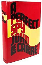 John Le Carre: A Perfect Spy Stated 1st Edition 1986 Knopf Inc HC/DJ